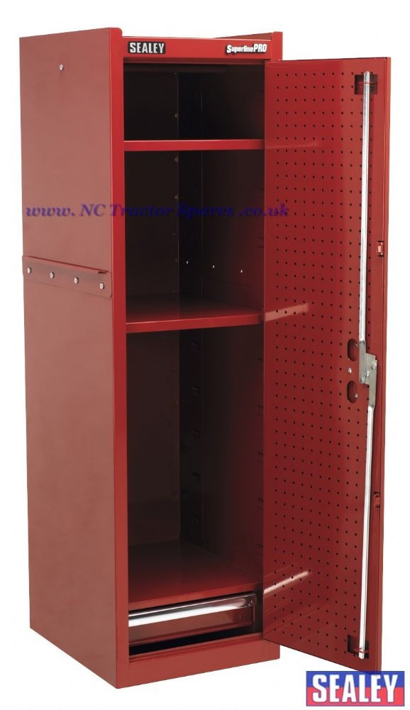 Hang-On Locker - Red